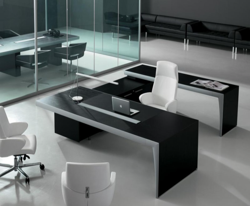 Elegant Moderne Bueromoebel Design Schreibtisch, Designbüromöbel