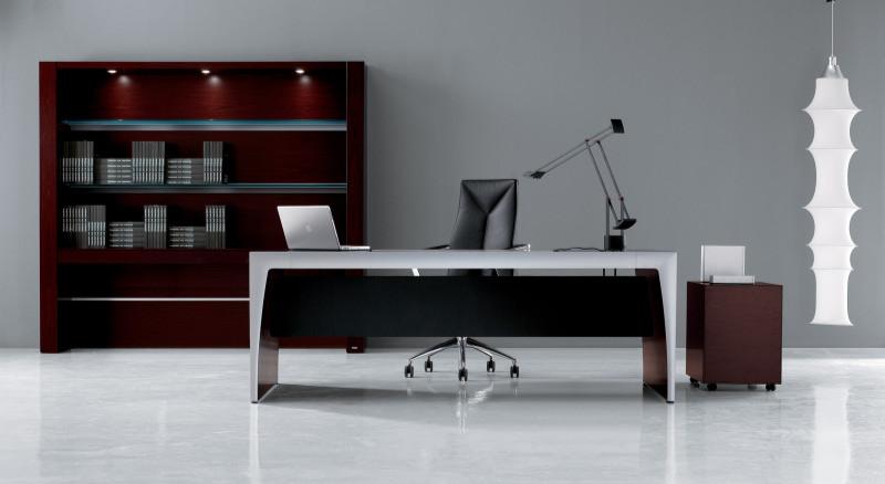 Design schreibtisch designb rom bel for Schreibtisch designer