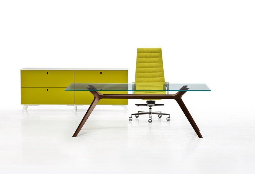 Büromöbel design holz  Designbüromöbel aus Italien - Büromöbel