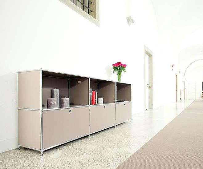 Büromöbel schrank  Designbüromöbel aus Italien - FLEXCUBE