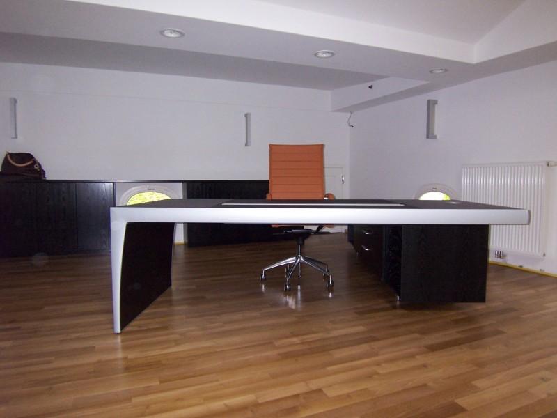 Designbüromöbel aus Italien - Realisation